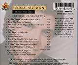 Image of Leading Man: Best of Broadway ~ Hampson