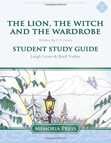 Charter: The Lion, the Witch and the Wardrobe Student Study Guide