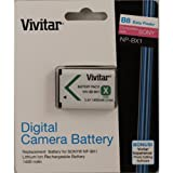 Vivitar Rechargeable Battery for Sony NP-BX1