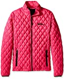 Weatherproof Big Girls' Diamond Quilted Thermoball Jacket