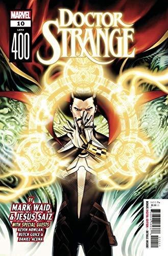Doctor Strange (2018) #10 (#400) VF/NM Jesus Saiz Cover