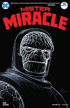 Mister Miracle (2017-) #10 by [King, Tom]