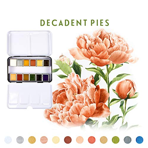 Prima Marketing Watercolor Confections Decadent