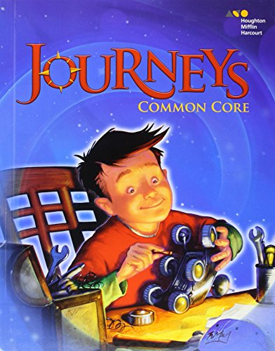 Journeys: Common Core Student Edition and Magazine Set Grade 4 2014