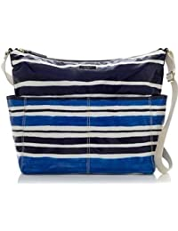 Daycation Serena Baby Bag,Capri Stripe
