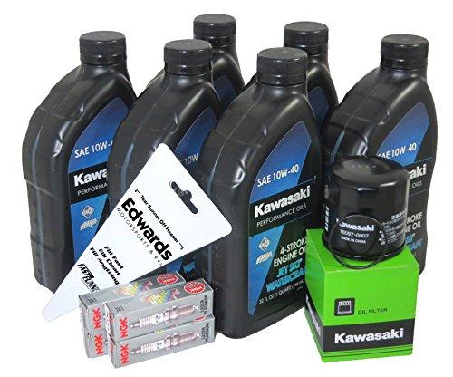 - 2011-2017 Kawasaki Ultra 300 310 Jet Ski Maintenance Kit