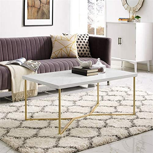 Pemberly Row Rectangle Coffee Table