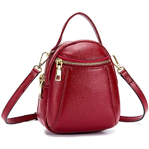 nbsp;messenger nbsp;large nbsp;bucket nbsp; Capacity Leather nbsp;ladies Bag Bag nbsp; Dsfgsdgp nbsp;ladies Package Bag nbsp; nbsp; nbsp;shoulder nbsp; nbsp; Red Tote 8TXa5X