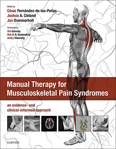 Manual Therapy for Musculoskeletal Pain Syndromes: an evidence- and clinical-informed approach Pdf