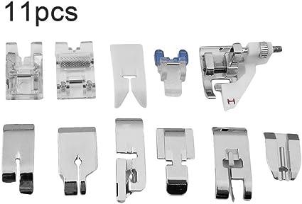 Andox (TM) multifunci¨®n pie prensatelas accesorios de los recambios para la m¨¢quina de coser: Amazon.es: Hogar