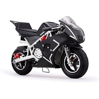 mototec gas pocket bike motorcycle black. Black Bedroom Furniture Sets. Home Design Ideas