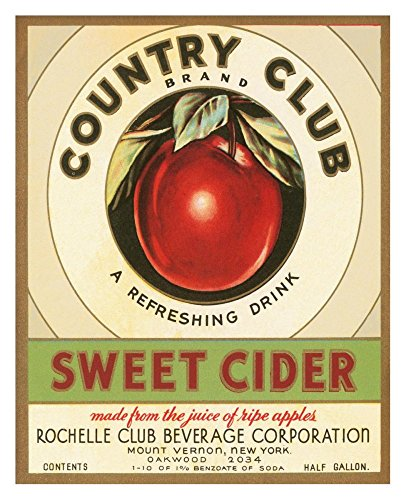 Country Club Sweet Cider - 9