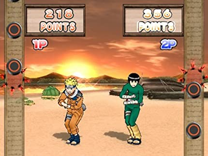 Amazon.com: Naruto: Ultimate Ninja 3 - PlayStation 2: Artist ...