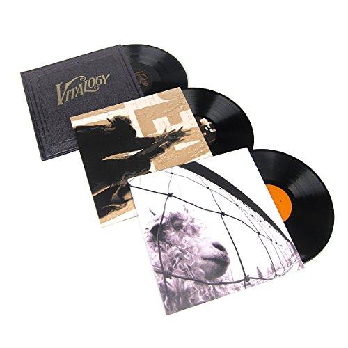 Pearl Jam: 180g Vinyl LP Album Pack (Ten, Vs., Vitalogy)