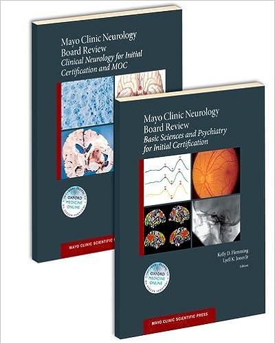 Mayo Clinic Neurology Board Review SET Mayo Clinic