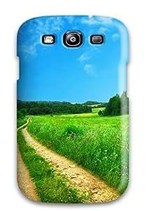 Premium Durable Beautiful Scenery Fashion Tpu Galaxy S3 Protective Case Cover