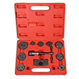 Toolsempire 12 PCS Universal Car Disc Brake Piston Caliper Rewind Back Tool Kit