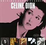 5cd Original Album Classics (Unison\ Celine Dion\The Colour Of My Love\D' Eux\One Heart)