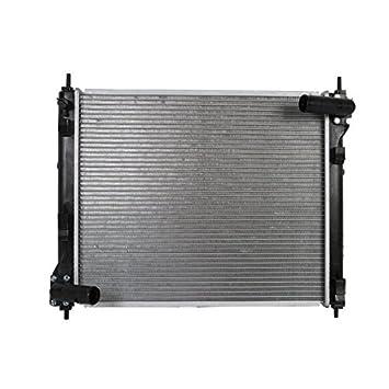 Valeo 701583 Radiador Refrigeración del Motor