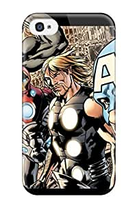 MfDURDP5484TdAUT Anti-scratch Case Cover Benailey Protective Marvel Case For Iphone 4/4s by icecream design