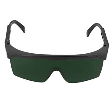 8562f78327cd Protection Goggles Laser Safety Glasses Green Blue Red Eye Spectacles   Amazon.in  Home Improvement