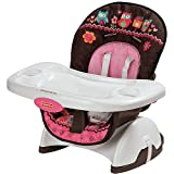 Fisher-price Pink Owl Spacesaver High Chair, Baby & Kids Zone