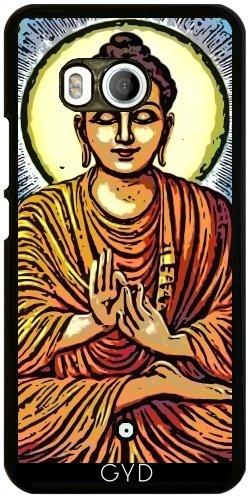Funda para Htc U11 - Mudra De La Meditación De Buda by EDDA