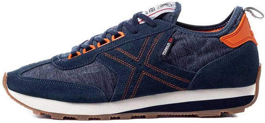 Munich Um 03 - Zapatillas Bajas Hombre: Amazon.es: Zapatos y complementos