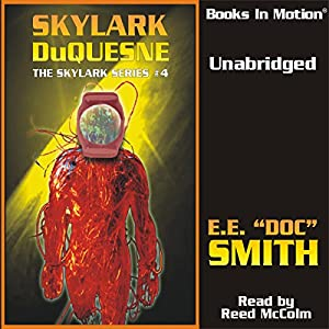 Skylark DuQuesne Audiobook