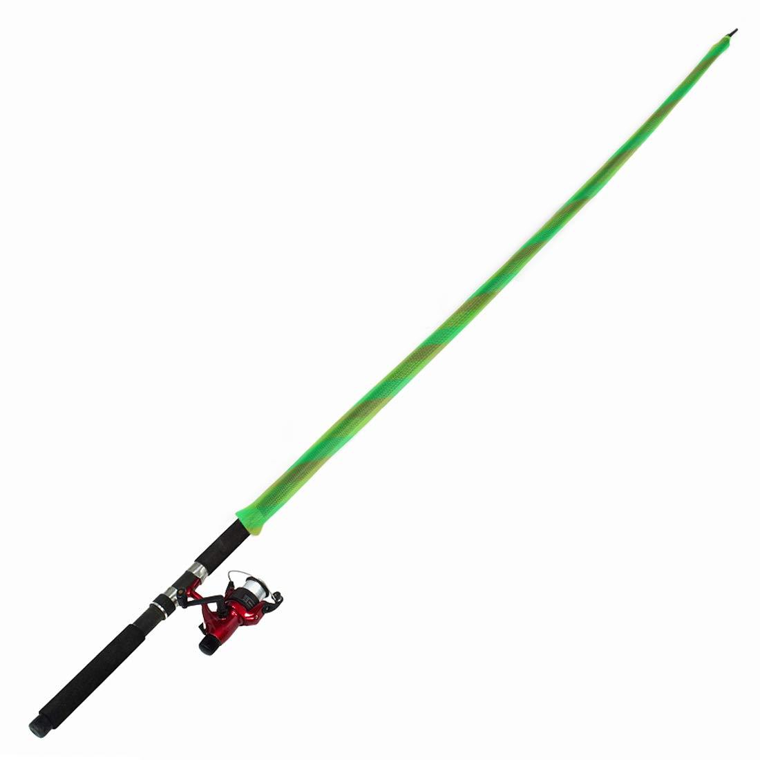 Fishing Rod Protective Sleeve Pack of 8 kilofly
