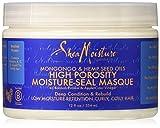 Facial Steamer Sally - Shea Moisture High Porosity Moisture Correct Masque, 12 Ounce
