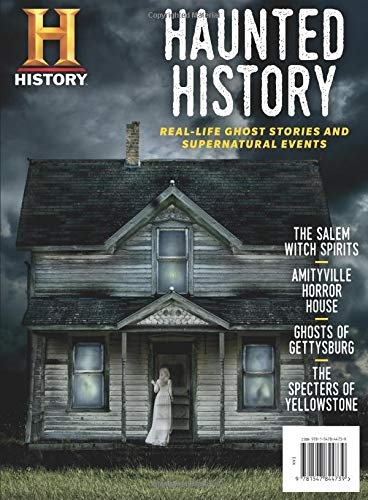History Channel Haunted History: Real-Life Ghost Stories and Supernatural Events