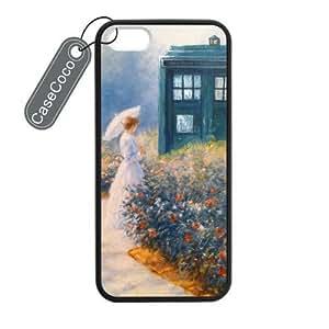 AKF Shop Tardis Designed Iphone 5 5s Cases, Laser Printing