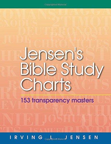 Jensen's Bible Study Charts