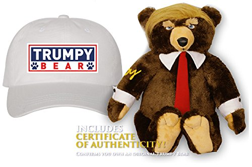Trumpy Bear – As Seen On TV With Trumpy Bear Hat