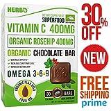 Vitamin C – Vitamin C 400mg – Vitamin C Tablets – Eye Vitamin C Supplement – High Potency Vitamin C – Super Vitamin C Skin – Natural Vitamin C 400mg – Best Vitamin C for Adults – Vegan Vitamin C For Sale