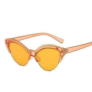 ZRTYJ Gafas de Sol Cat Eye Gafas de Sol Mujer Diseñador de ...