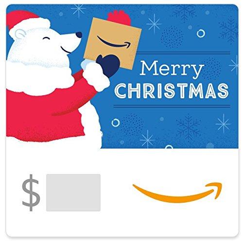 (Amazon eGift Card - North Pole Delivery Service)