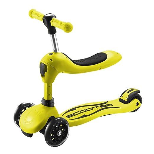 ZLL Patada de Scooter-Scooter plegable para niños Patada ...