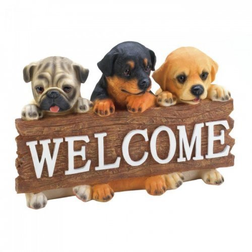 Welcome Plaque - 4