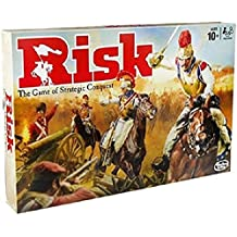 Risk Game of Global Domination