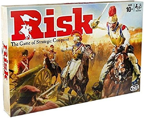 Hasbro Gaming Risk Game: Global ()
