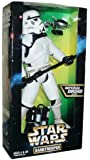 Star Wars 1997 Action Collection 12 Inch Action Figure - Sandtrooper with Imperial Droid
