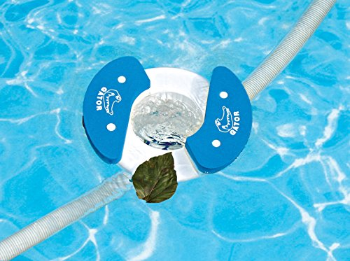 Gator AutoSkim - Automatic Pool Cleaner, Skimmer & Clarifier - Suction Skimmer for (Pool Surface Cleaner)