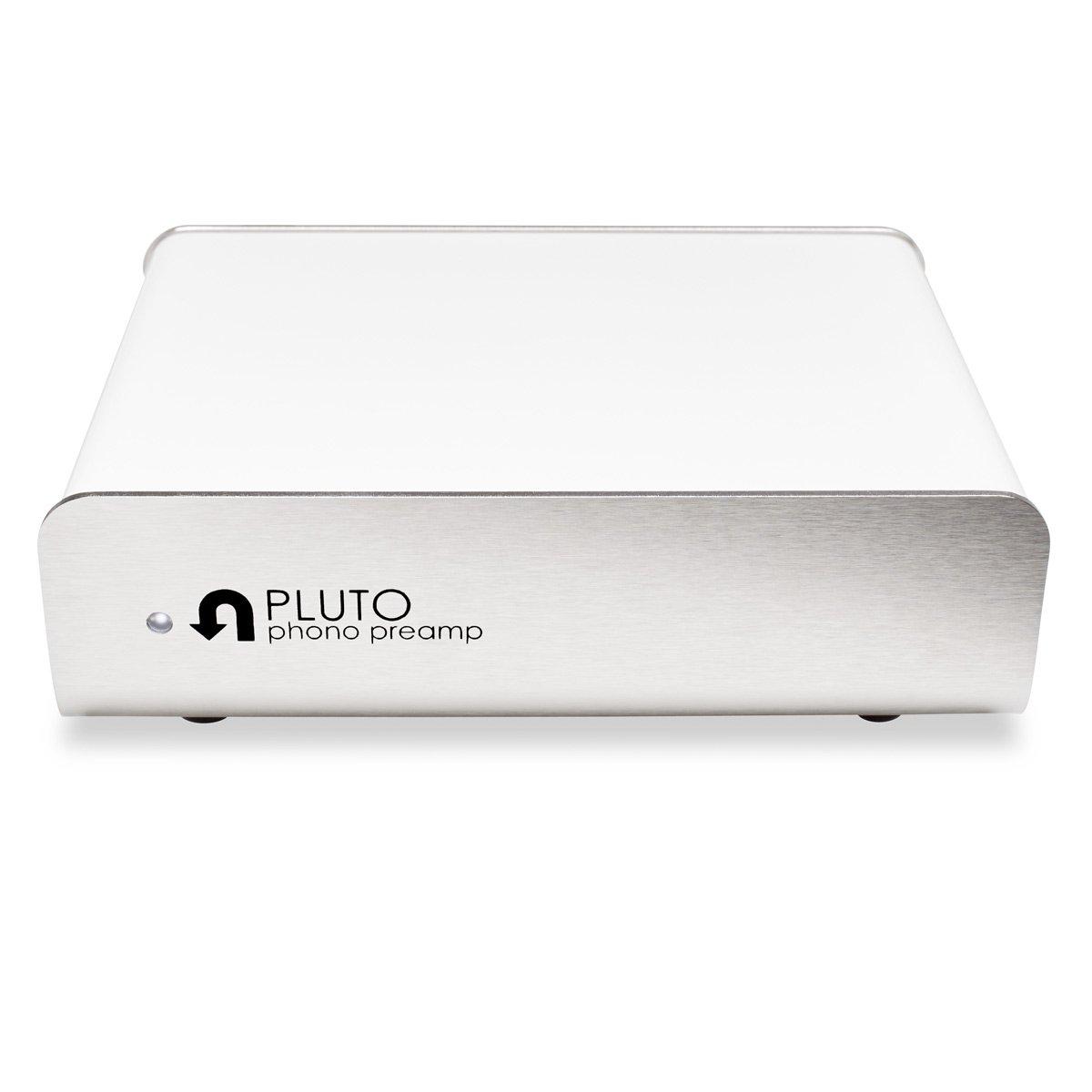 U-Turn Audio - Pluto Phono Preamp (White) 200WT