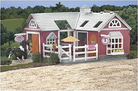 Breyer Stablemates Grooming Center and Cafe - Stablemates Grooming Center