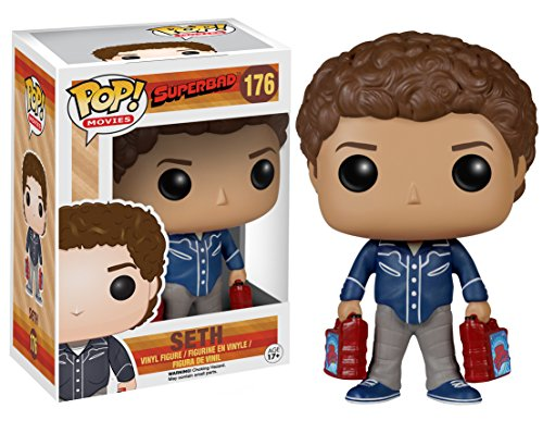 Funko POP Movies: Superbad Seth Action Figure 2
