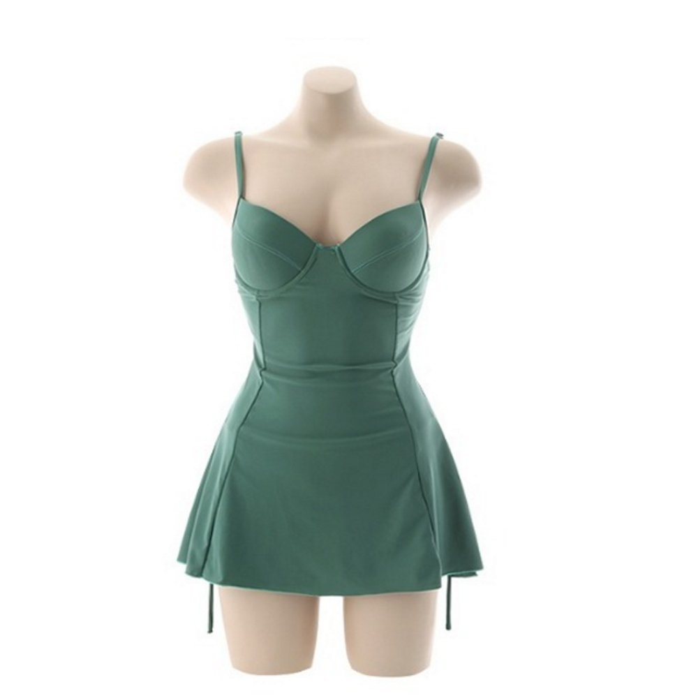 女性の 水着 スパ セット 水着 保守的な ビキニ 高い弾力性 水着 に適して 水泳 ウェディング エクササイズ スパ (Size : XL) B07F2CP9N8 X-Large