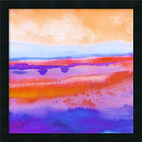 Canvas Art Framed 'Destiny II' by Jacqueline Maldonado ()