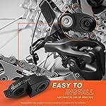 IMPALAPRO-Bike-Estensore-del-gancio-del-cambio-o-deragliatore-posteriore-per-mountain-bike-e-bici-da-strada-ultraleggero-e-resistente-alta-durata-e-alta-compatibilita-con-Shimano-e-SRAM